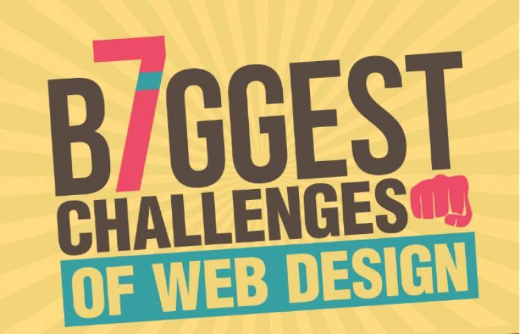 Ini Dia 7 Tantangan Terbesar Dalam Membuat Desain Website