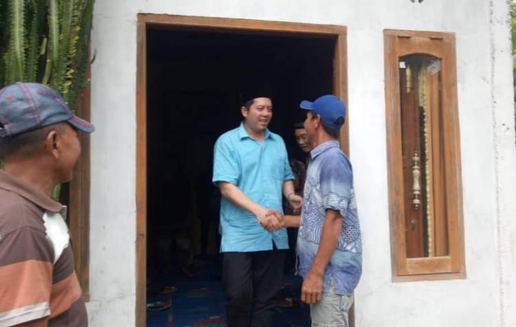 Warga Tanjab Timur Merasakan Manfat Keberadaan Ihsan Yunus di Senayan