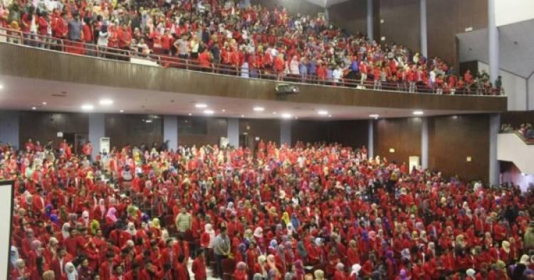 Wow! Ternyata Jumlah Mahasiswa Indonesia Mencapai 7,5 Juta, Ini Jumlah Sarjana...