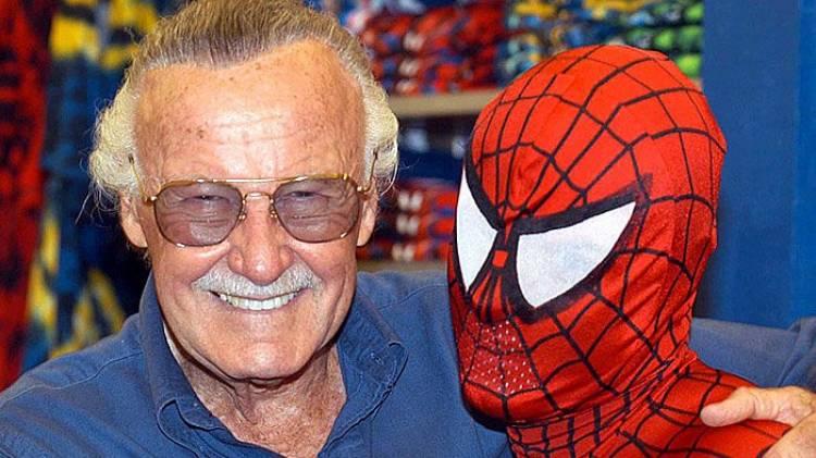 Stan Lee, Pencipta Spider-Man Tutup Usia Pada 95 Tahun