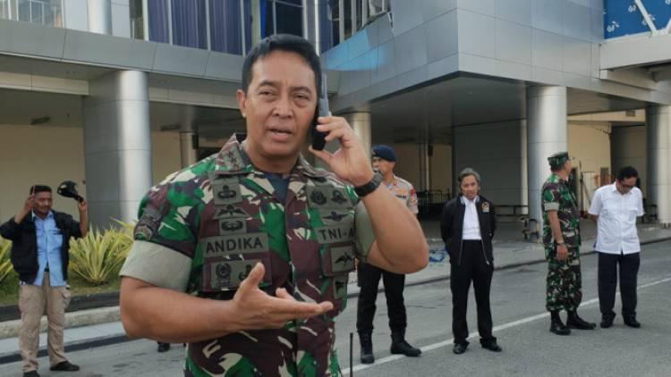 Jokowi Tunjuk Andika Perkasa Jadi KSAD