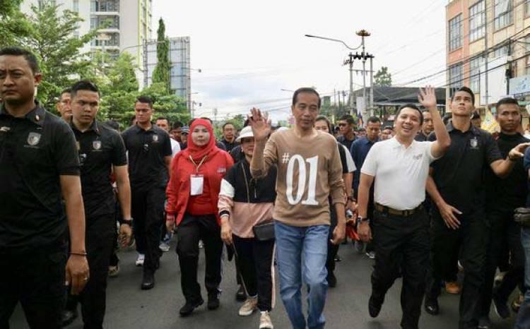 Jokowi: Tempa Hanya Rp3.000 Lebih Murah!