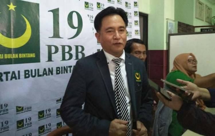 Tanggapi Prabowo, Yusril: Mau Sumpah Pocong Nggak?