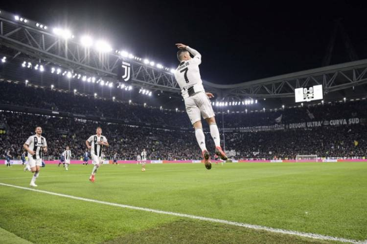Taklukkan Spal, Ronaldo Sumbang Gol