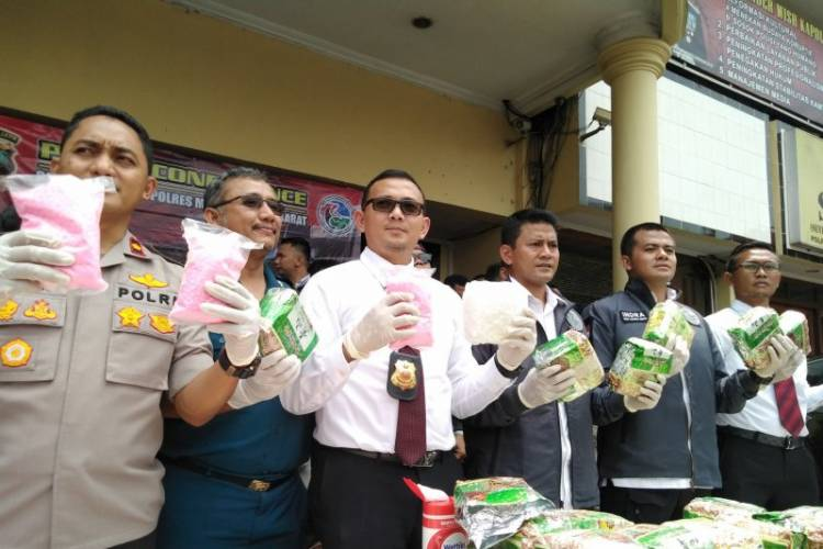 Polisi Buru DPO Berinisial HT Bandar Narkoba Jaringan Taiwan