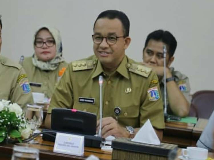 Ini Alasan Anies Ganti Nama Tiga Pulau Bekas Reklamasi Jakarta