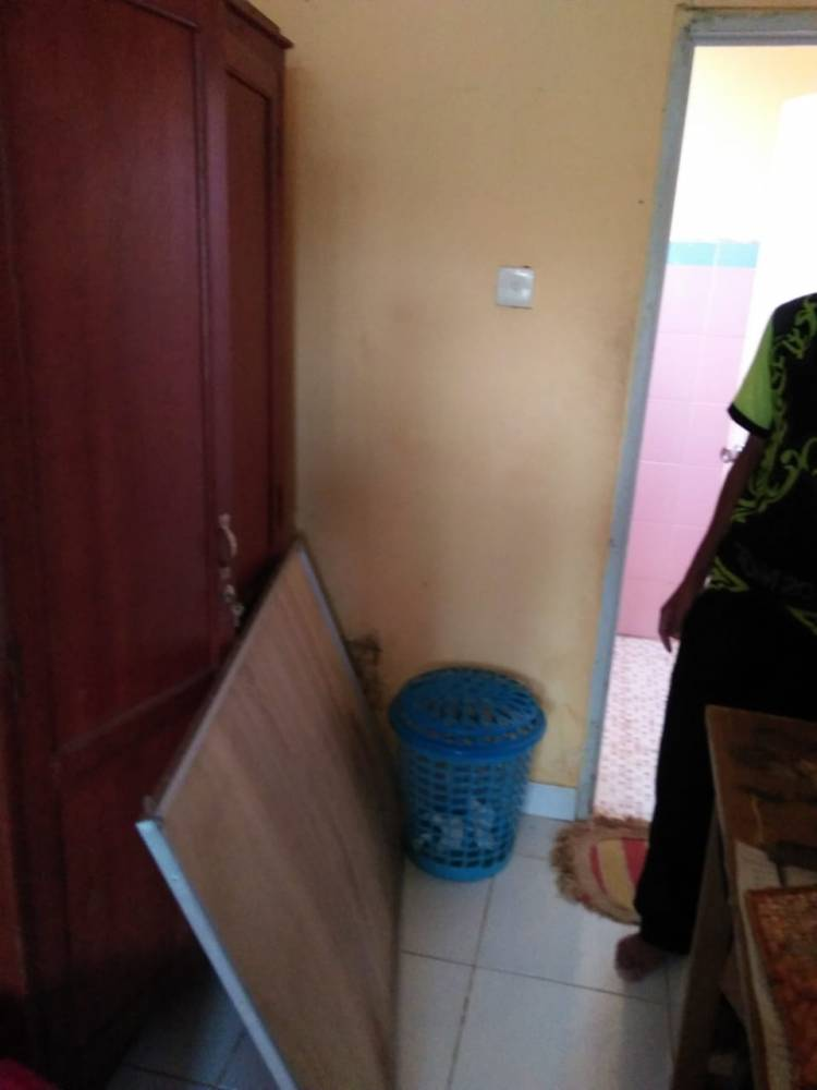 SMKN Jujuhan Dibobol Maling, Laptop Berisikan Data UNBK Pun Dibawa Kabur