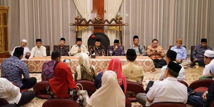 Cucu Pendiri NU Deklarasikan Dukung Prabowo-Sandi