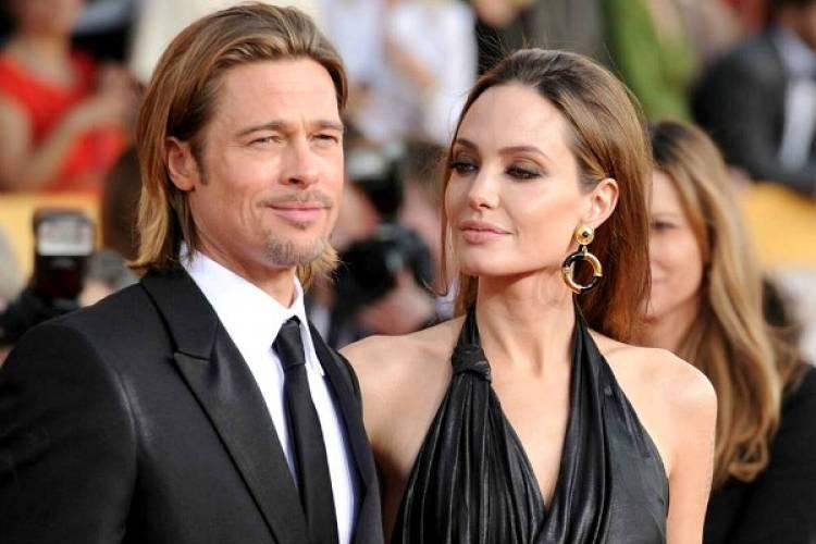 Angelina Jolie - Brad Pitt Sepakati Hak Asuh Anak