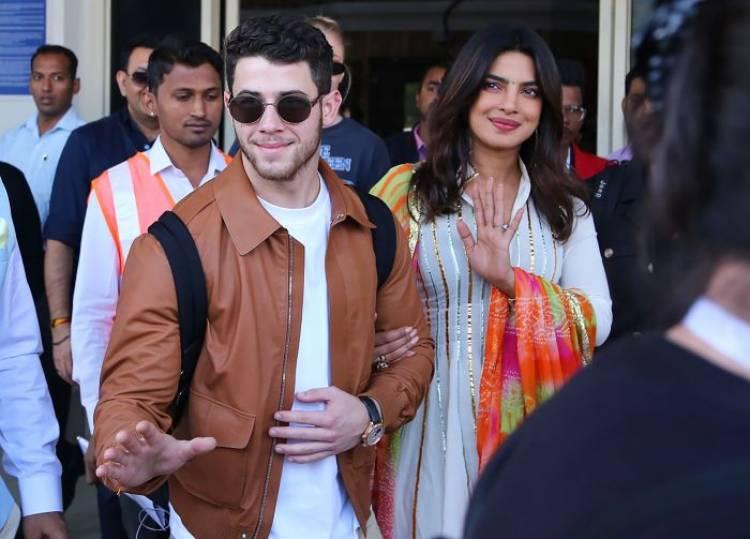 Intip Pernikahan Mewah Priyanka Chopra-Nick Jonas Bergaya Kerajaan