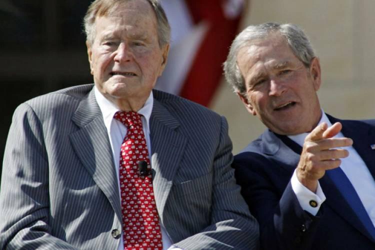 Musuh Saddam Hussein, George H.W. Bush Meninggal dalam Usia 94 Tahun