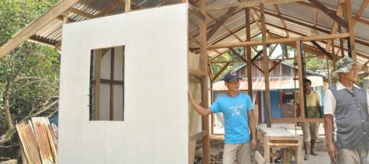 220 Rumah di Batanghari Pada 2019 Akan Dibedah