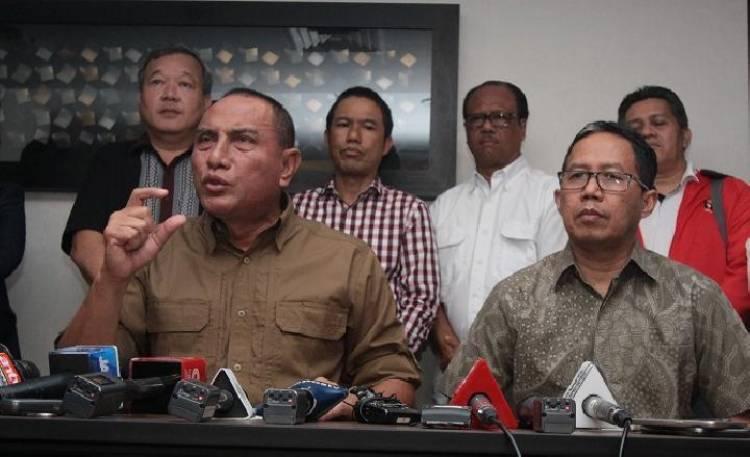 Targetkan Juara Piala Dunia, Gubernur Sumut Edy Rahmayadi Tetap Bertahan Sebagai Ketua PSSI