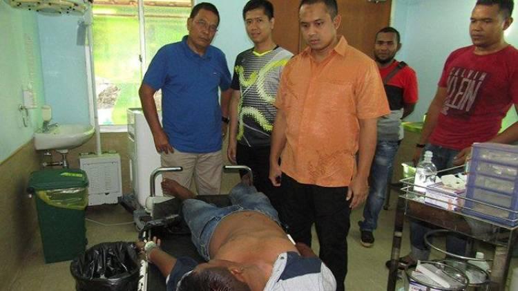Diwarnasi Aksi Kejar-kejaran, Polisi Dor Napi Kabur di Aceh