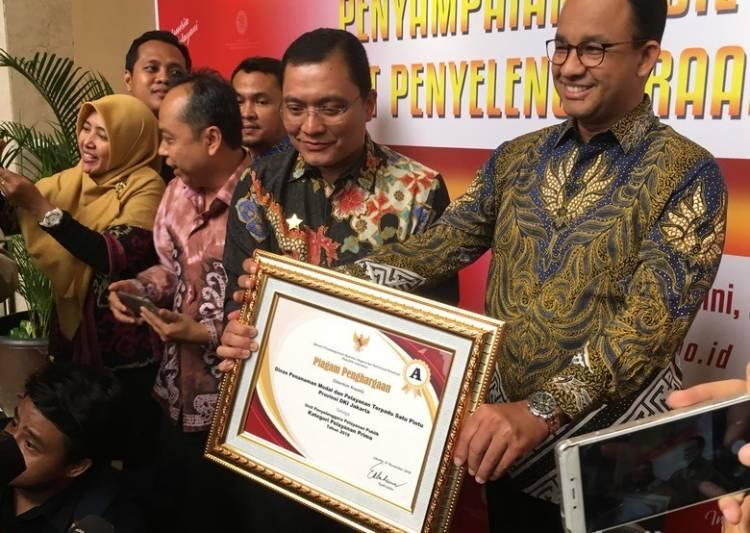 Berani Hentikan Proyek Reklamasi Jakarta, Gubernur Anies Raih Moeslim Choice Government Award 2018