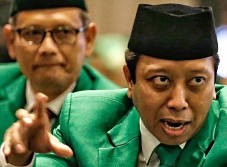 Rommy  Sebut Pemindahan Kantor Prabowo-Sandi Ke Jateng Hanya
