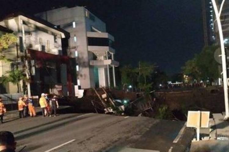Jalan Amblas Delapan Meter, Ini Tanggapan Wawako Surabaya