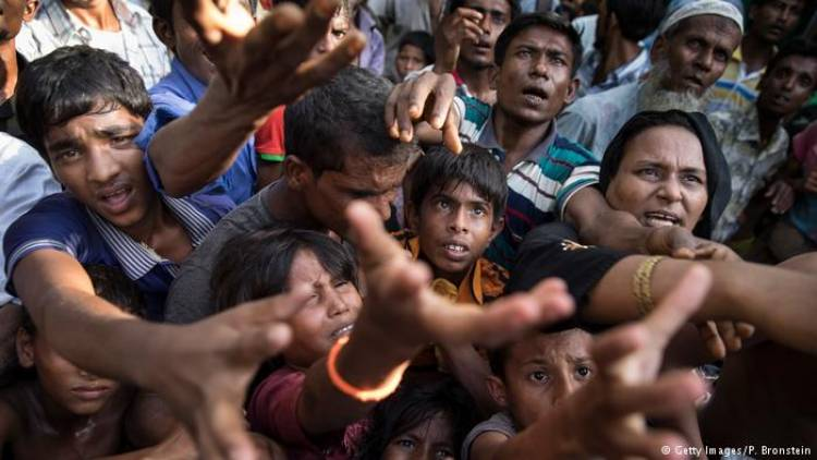Senator Kedua Partai Seru AS Sebut Pembunuhan Muslim Rohingya di Myanmar Pemusnahan