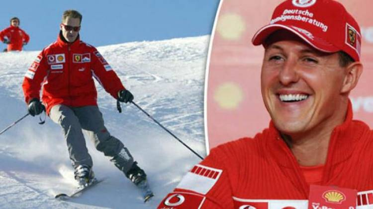 Ferrari Gelar Pameran Mengenang Jasa Michael Schumacher