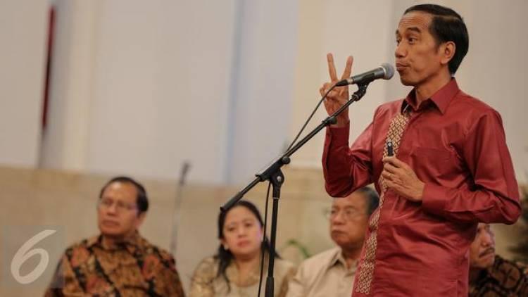 Jokowi Minta Dana Desa Belanja Barang di Desa
