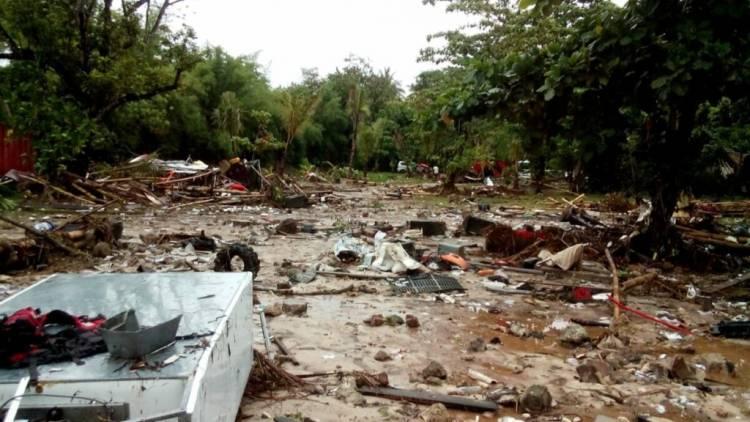 19 Pegawai PLN Hilang Saat Tsunami