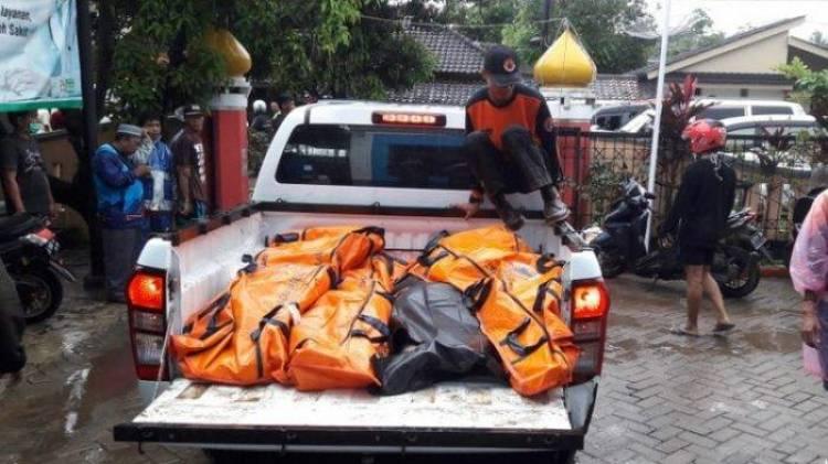 Korban Tsunami Selat Sunda Bertambah Jadi 62 Meninggal, 584 Luka-luka