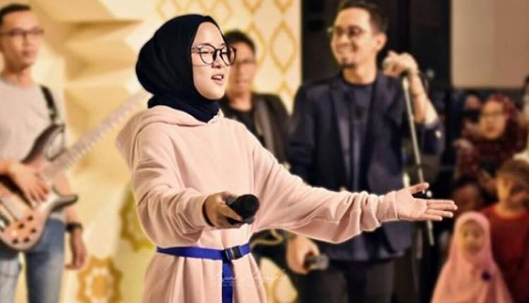 Nissa Sabyan Konser di Korsel Maret 2019