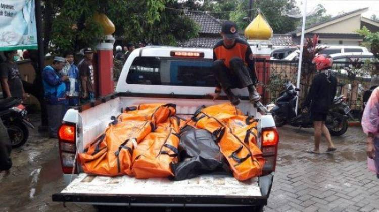Korban Meninggal Tsunami Selat Sunda Capai 281 Orang