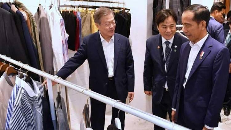 Presiden Moon Jae-In Belasungkawa Korban Tsunami