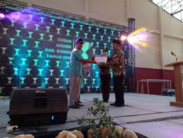 Ini Dia Desa Terbaik di Bungo Versi Dusun Award 2018