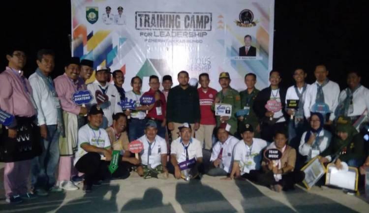 Begini Kelucuan Kepala Dinas Bungo Saat Ikut Training Camp For Leadership