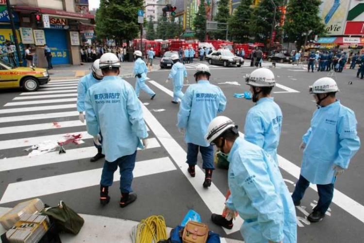 Tahun Baru Kelam, Mobil Tabrak Keramaian Orang di Tokyo