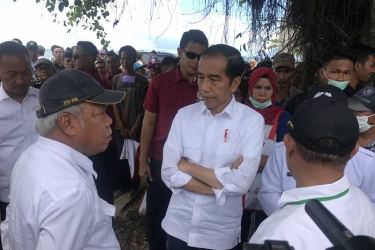 Sesak Nafas, Paman Presiden Jokowi Meninggal Dunia di Jeddah