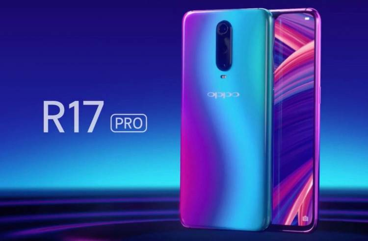 Begini Penampakan Oppo Premium R17 Pro dan Kelebihannya