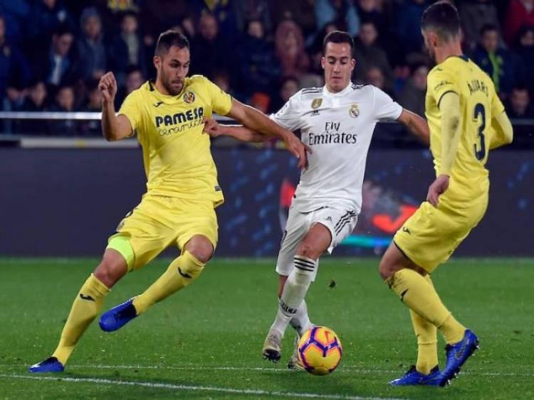Madrid Ditahan Imbang Villarreal 2-2