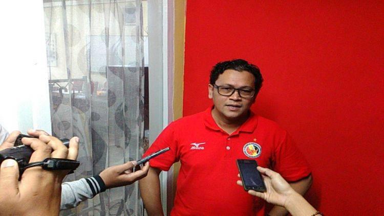 Manajer Semen Padang Dukung Satgas Antimafia Bola