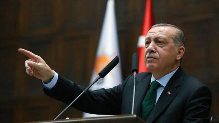 Erdogan Marah Ada Pernyataan Bahwa Turki Bidik Orang Kurdi