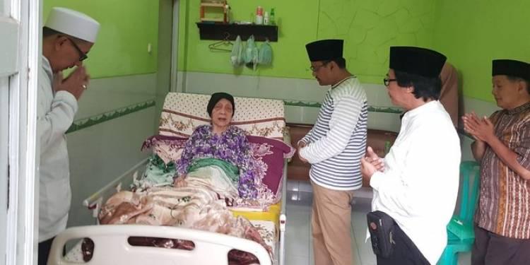 Istri Mantan Rais Aam PBNU Kiai Ahmad Shiddiq Meninggal Dunia di Jember