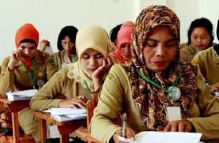 Ratusan Guru Batanghari Ajukan Naik Pangkat, Disdik: Mereka Diseleksi Dulu