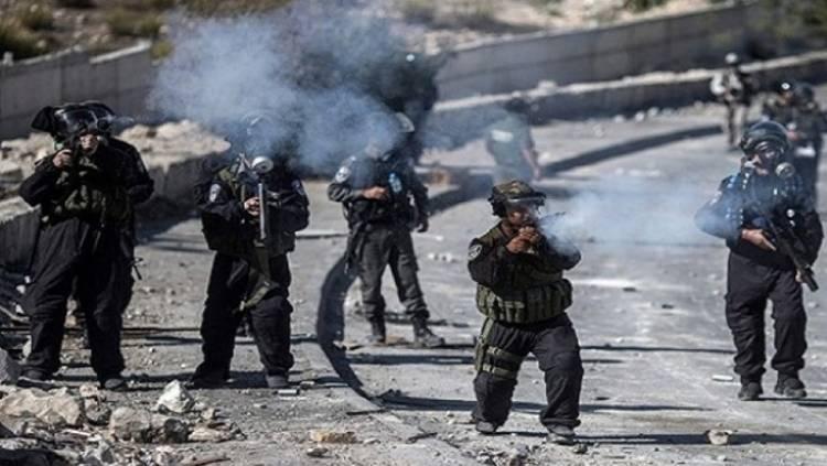 Biadab! Tentara Yahudi Lukai 14 Orang Palestina di Perbatasan Jalur Gaza
