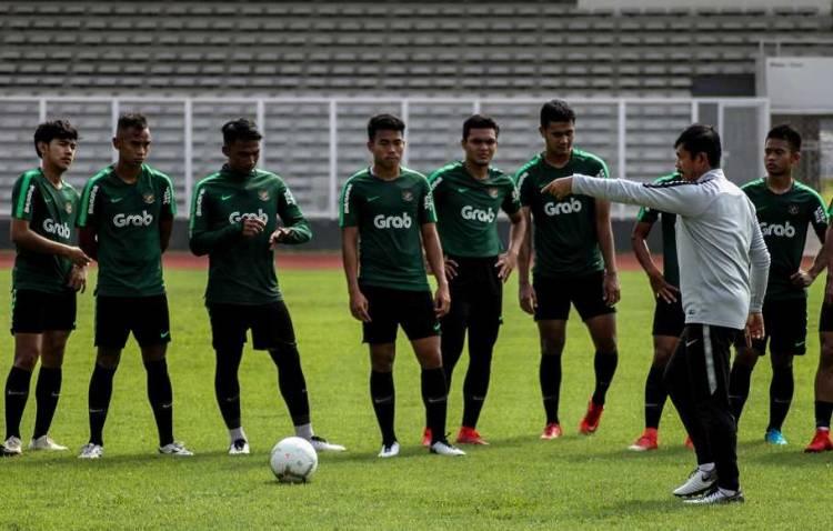 Timnas U-22 Indonesia Pulangkan Lima Pemain