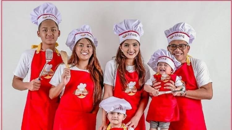 Sukses Buka Geram Ayam Goreng, Keluarga Asix Buka Cabang di Bandarlampung