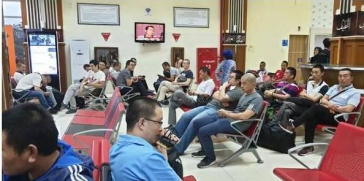 51 TKA China Diusir dari Aceh, Ini yang Dilanggar