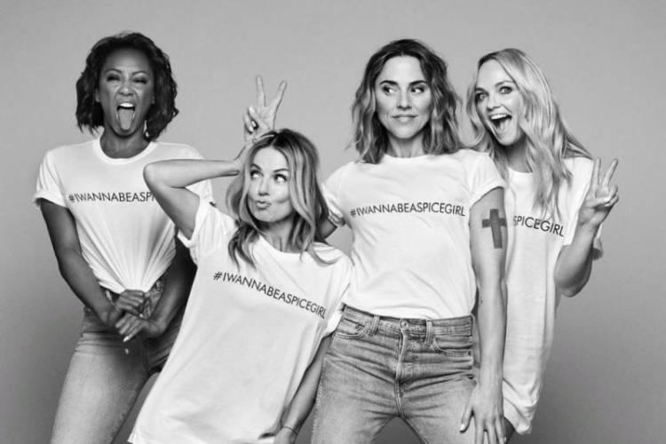 Aduh! Buruh Pembuat Kaus Amal Spice Girls Cuma Dibayar Rp6.500 Per Jam
