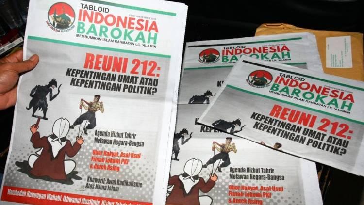 Kantor Pos Surakarta Tahan 550 Sampul Kiriman Tabloid Indonesia Barokah