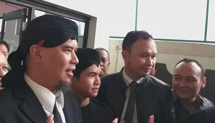 Buat Petisi Dukung Ahmad Dhani, Fadli Zon Sebut Bentuk Aksi Solidaritas