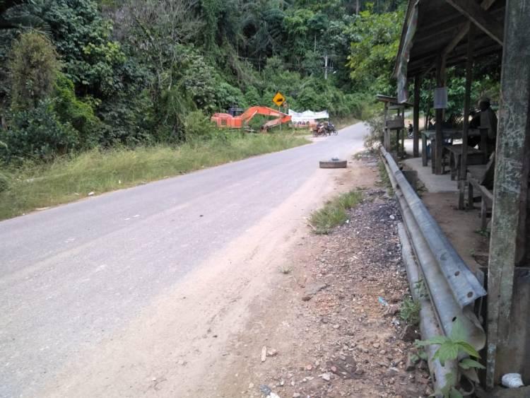 Selidiki PETI, Polisi Merangin Sempat Dikepung Tukang Ojek Minyak