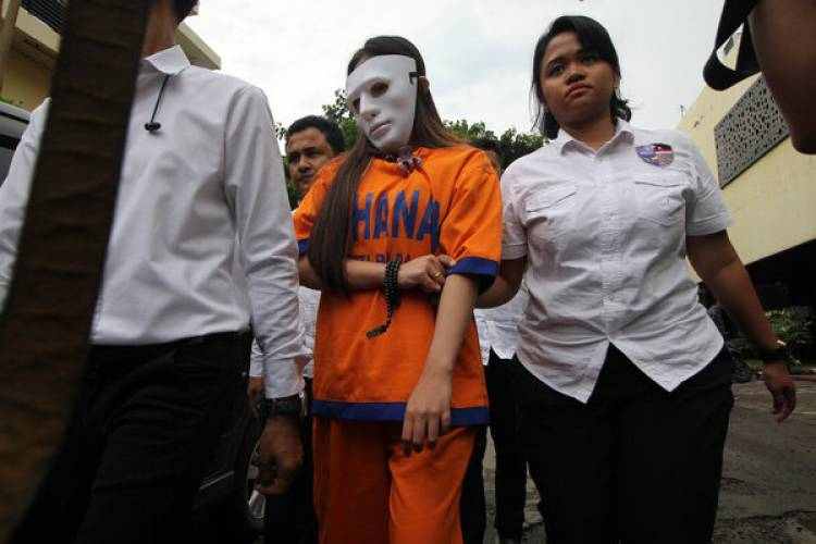 Empat Germo Artis Masih Ditahan Polda Jatim