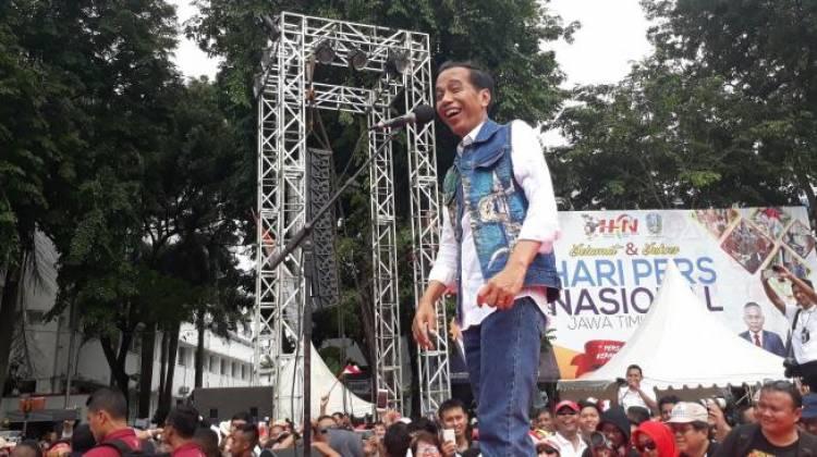 Jokowi: Yang Antek Asing Siapa? Padahal Dia Antek Asing