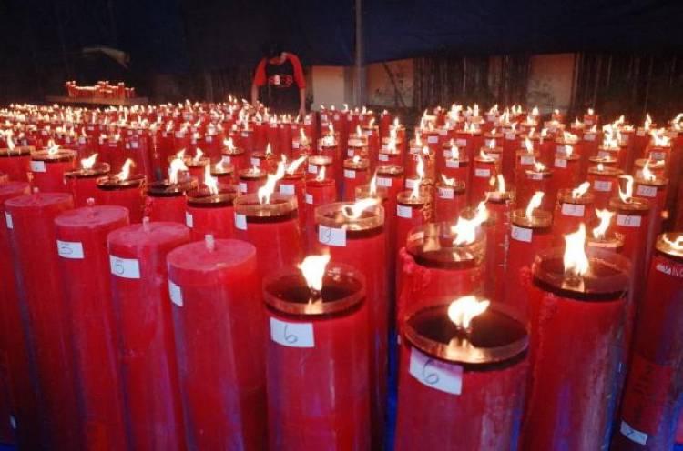 Kelenteng Shiu San Teng Tertua di Jambi Siap Sambut Imlek 2570 BE